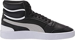 Puma Black/Gray Violet/Puma White