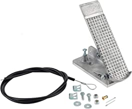 Cast Aluminum Accelerator Throttle Pedal Assembly