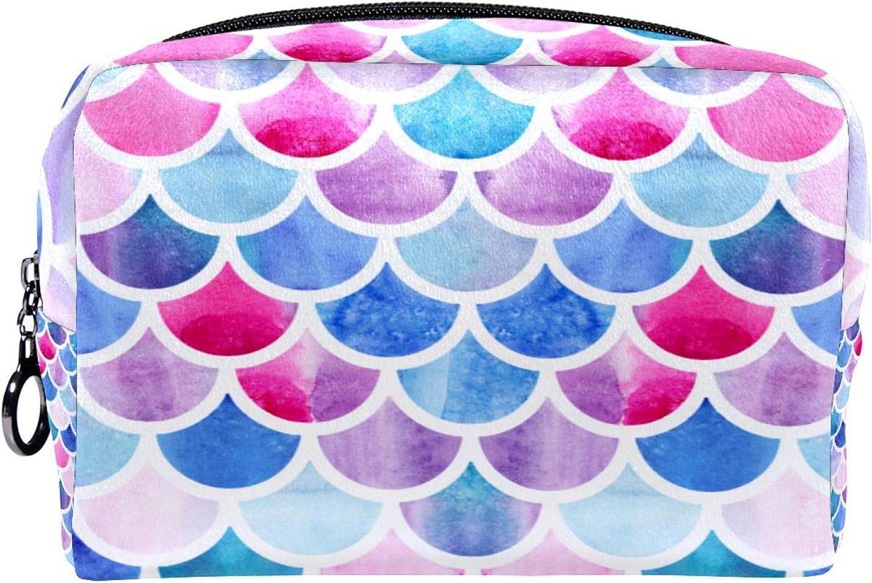 Compact Cosmetic Bag Makeup Cheap mail order shopping purse Arlington Mall mermaid Coin scale