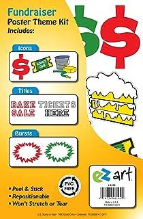 مجموعة أدوات تجميع التبرعات الفنية 6109 EZ من أجل إنشاء الملصقات الخاصة بك