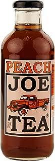 Joe Tea Peach Tea 20 oz. (12 Bottles)