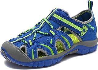 DREAM PAIRS Boys & Girls Toddler/Little Kid/Big Kid 171112-K Outdoor Summer Sandals