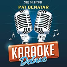 Fire And Ice (Originally Performed By Pat Benatar) [Karaoke Version]