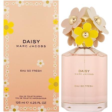 Marc Jacobs Women's Daisy by Marc Jacobs Eau So Fresh Eau De Toilette Spray, 4.2 Fl Oz