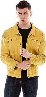 Best yellow trucker jacket Reviews