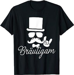 Brautigam JGA Polterabend Junggesellenabschied Herren Brautigam JGA Hochzeit Polterabend Junggesellenabschied Fest T-Shirt