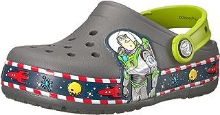 Crocs Kids' Boys & Girls Crocband Toy Story Buzz Lightyear Light-Up Clog