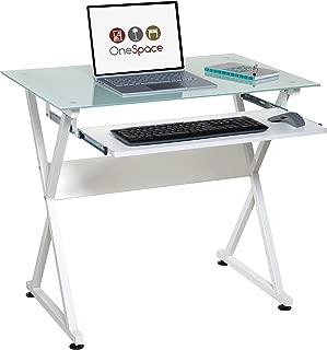 Best large glass computer desk Reviews