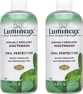 Oral Essentials Oral Essentials Clean & Fresh Mouthwash (2 Pack) Dentist Formulated Alcohol/preservative/sugar Free, 16 Ounce