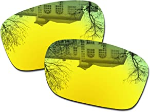 Millersawp Fuel Cell OO9096 Replacement Lenses Compatiable with Oakley Sunglass