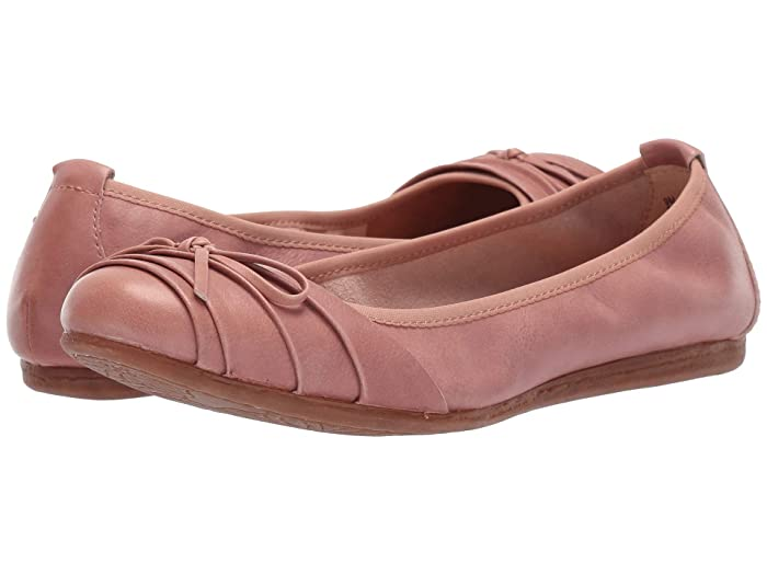 Born  Chelan (Pink (Rose Quartz)) Womens Flat Shoes