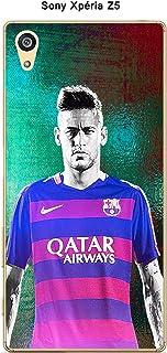 Cover per Sony Xperia Z5, motivo Neymar