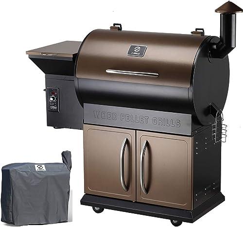 Z-Grills-ZPG-700D-2020-Upgrade-Wood-Pellet-Grill-&-Smoker