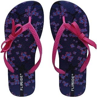 FLIPSIDE Women's Anne Purple Slippers