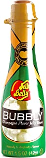 Jelly Belly Bubbly Champagne Bottle Candy 1.5 oz each (2 Items Per Order)