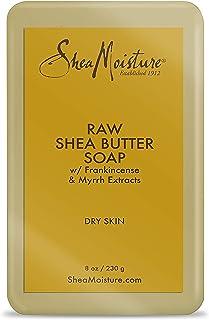 Shea Moisture Raw Shea Butter Bar Soap For Unisex, 236.58 gm