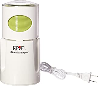 Revel CCM101 110-volt Wet and Dry Coffee/Spice Grinder, White