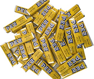 Lemon Pez Candy Rolls 1 Pound Resealable Bag by The Online Candy Shop