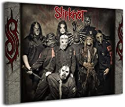 Slipknot Band All Out Life Canvas Painting Wall Art Beauty Decorative Painting Corridor Wall Painting Simple Framed Ready To Hang 16