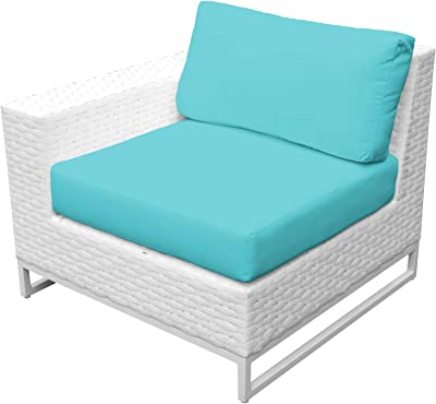 TK Classics TKC047b-RAS-ARUBA Miami Seating Patio Furniture, Aruba