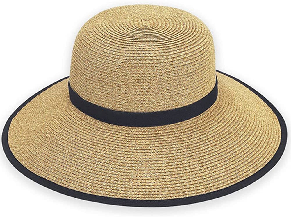 Sun N' Sand French Laundry Packable Crushable Travel Hat