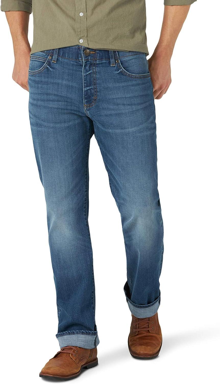 Lee Men's Performance Series Extreme Motion Regular Fit Bootcut Jean