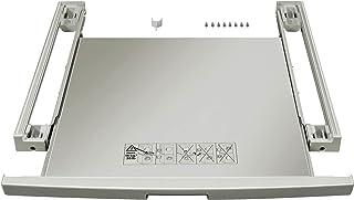 Bosch WTZ2742X Zubehör für Wäschepflege / Verbindungssatz mit Auszug / für platzsparendes übereinander Aufstellen von Waschmaschinen und Trocknern