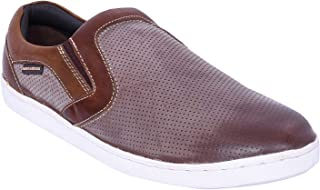 Maplewood Humber Brown Sneaker Shoes for Men