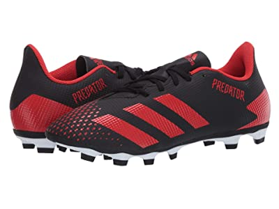 adidas Predator 20.4 Fxg (Core Black/Active Red/Core Black) Men