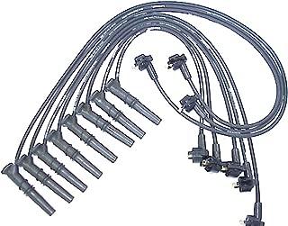 Prestolite 128024 ProConnect Black Professional O.E Grade Ignition Wire Set