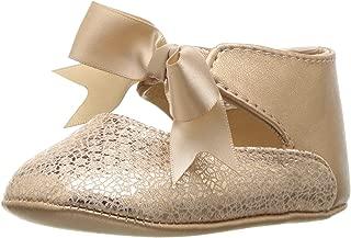gold deer shoes