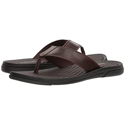 Kenneth Cole Unlisted Pacey Sandal (Brown) Men