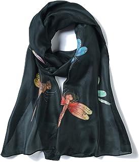 Mejor Pañuelo De Seda Negro de 2021 - Mejor valorados y revisados