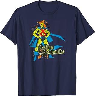 Best martian manhunter t shirt Reviews