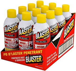 Blaster PB PENETRATING Lubricant - 11 OZ (12 Pack)