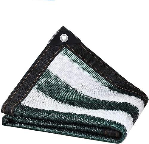 YH Filets D'ombrage d'encre Et De Blanc Filets D'isolation De Balcon De Toiture A++ (Taille   6x8m)