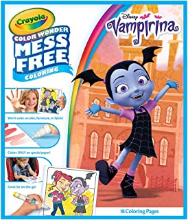 Color Wonder Refill Book, Vampirina