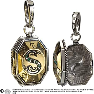 The Noble Collection Lumos Charm: El relicario de Slytherin