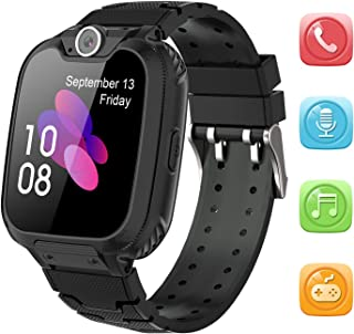 Kids Smart Watch for Boys Girls – HD Touch Screen Sports Smartwatch Phone with Call..