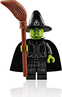 LEGO Wizard Oz Minifigure - Wicked Witch Broom