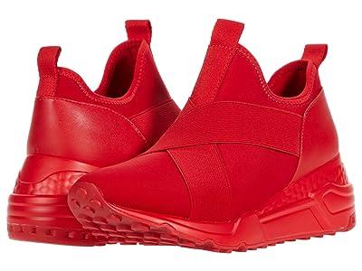 Steve Madden Cryme Sneaker (Red) Women