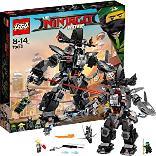Best lego garmadon mech Reviews