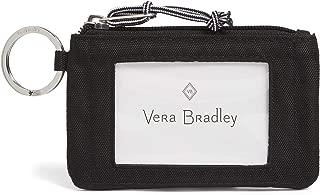 Vera Bradley Lighten Up Zip ID Case, Polyester