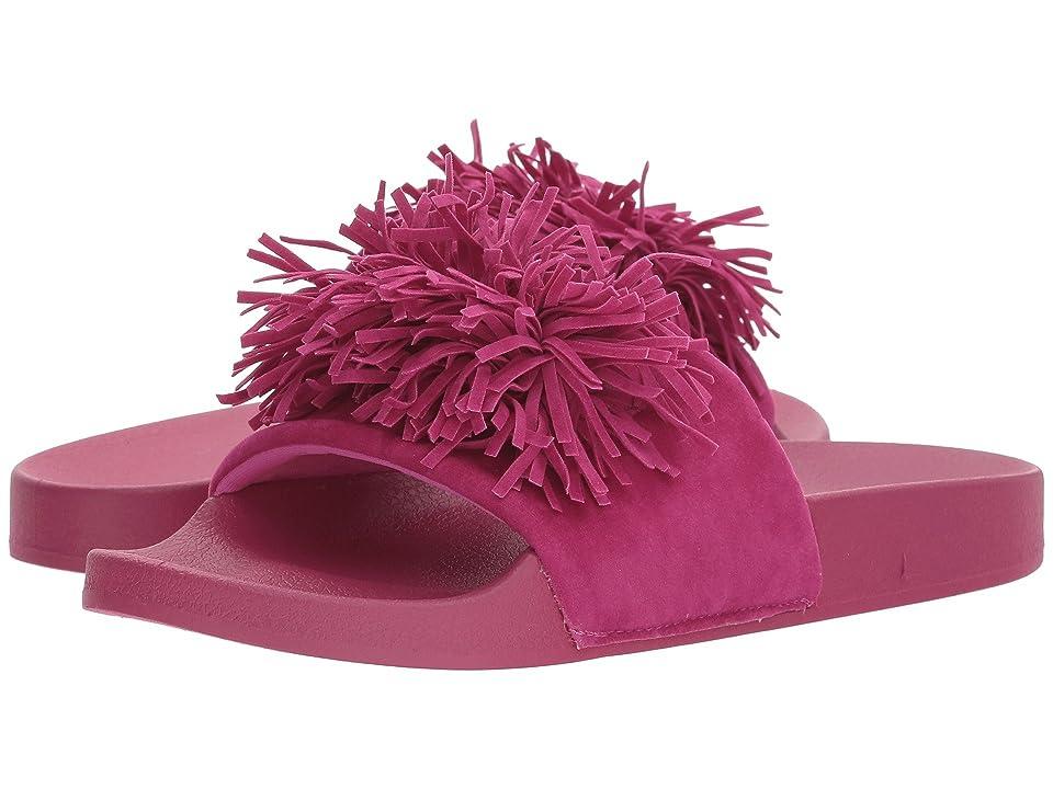 Dirty Laundry Faron Jelly Pool Slide (Fuchsia Jelly) Women