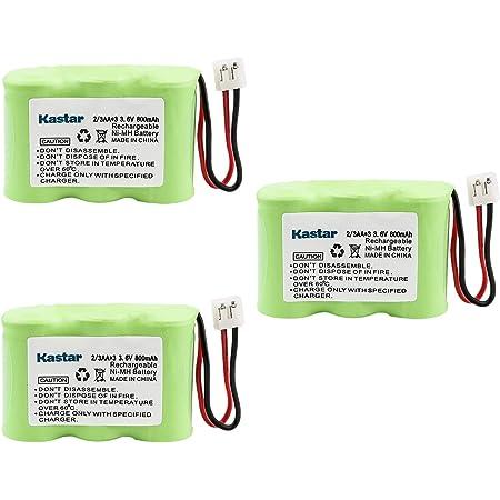 MYAMIA 3Stk Kunststoff-Akku-Speicher Kasten Batteriehalter F/ür 2x18650 Mit Leads