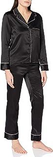 Calvin Klein L/S Pant Set di Pigiama Donna