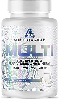 Core Nutritionals Multi Platinum Full Spectrum Multivitamin and Mineral 120 caps