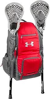 Lacrosse Back Pack (Red)