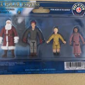 683185 Elf Figure Pack Electric O Gauge Model Train Accessories Lionel The Polar Express