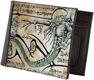 CafePress The Rituals Of Cthulhu Mens Wallet, Bi-fold Wallet, Billfold Money Holder